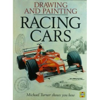 Drawing and painting Racing Cars