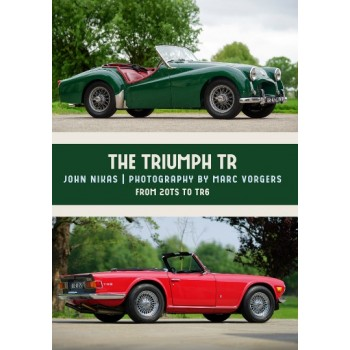 Triumph TR : From 20TS to TR6
