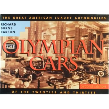 The Olympian Cars of the Twenties and Thirties
