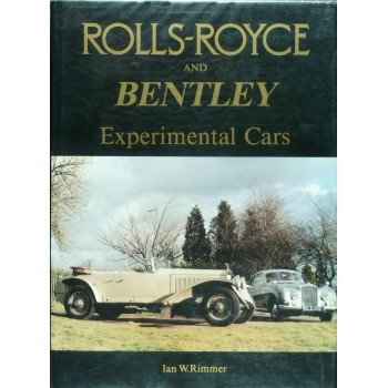 Rolls-Royce and Bentley Experimental Cars