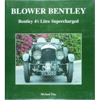 Blower Bentley Bentley 4 1/2 Litre Supercharged