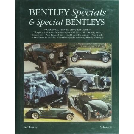 Bentley Specials & Special Bentleys