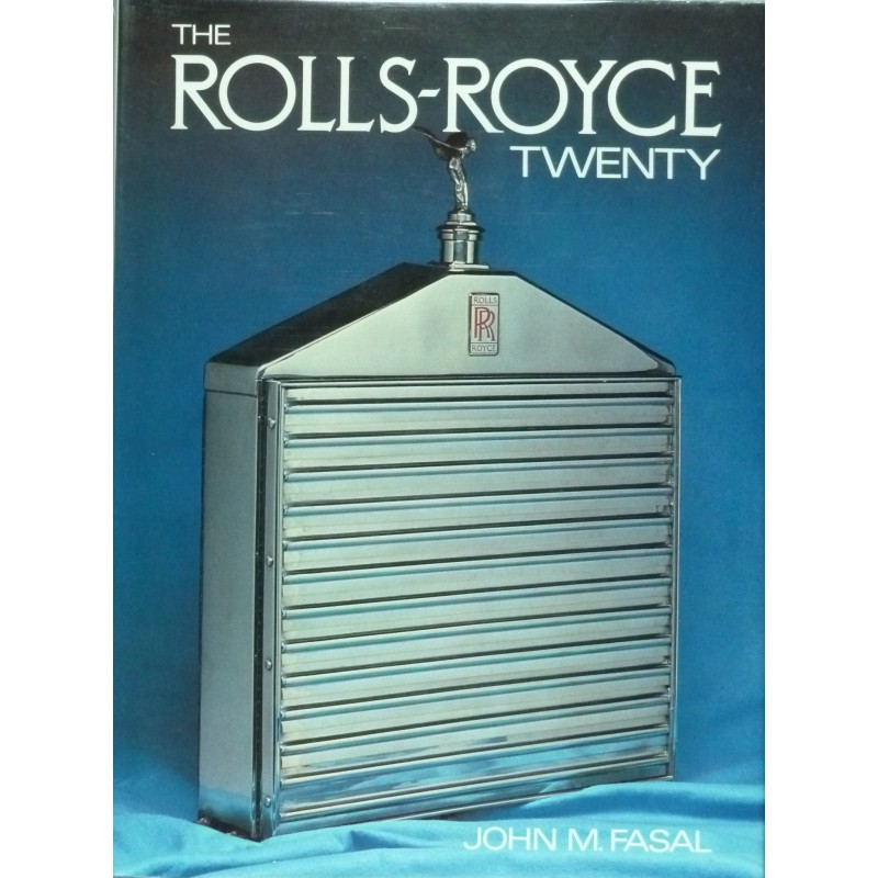 The Rolls-Royce Twenty