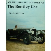 An Illustrated History of the Bentley Car