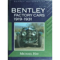 Bentley Factory Cars 1919-1931