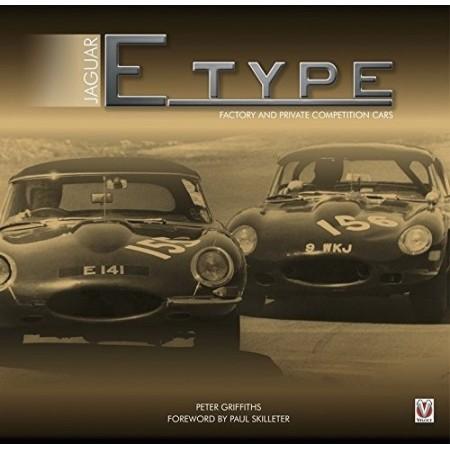Jaguar E-type Racing Cars