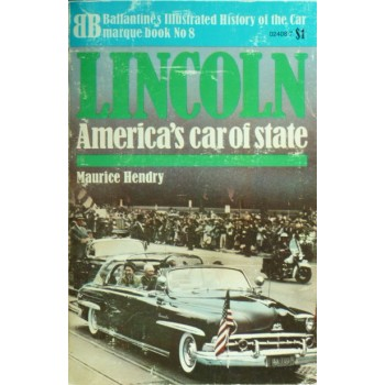 Lincoln America's Car of State