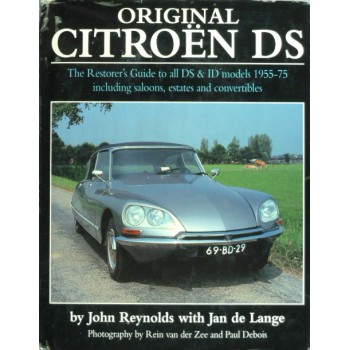 Original Citroen DS