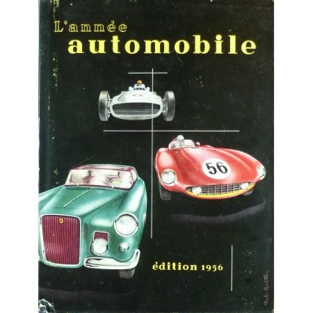 L'Année automobile vol. 3 1956