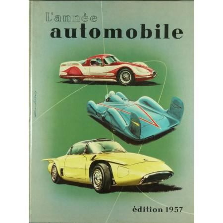L'Année Automobile vol. 4 1956/57