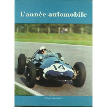 L'Année automobile n° 7 1959/60