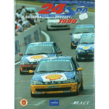 Proximus 24 hours of Spa 1999