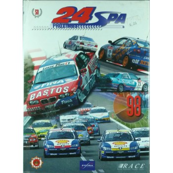 Proximus 24 Hours of Spa 1998