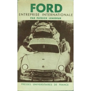 Ford, Entreprise internationale