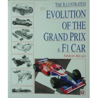 The Illustrated evolution of the Grand Prix & F1c Car