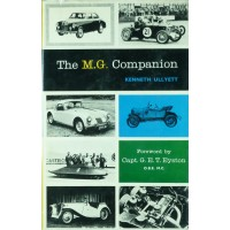 The M.G. Companion