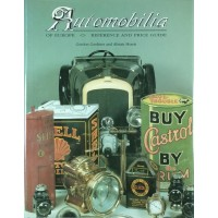 Automobilia of Europe Reference & Price guide