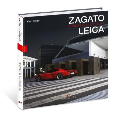 Leica and Zagato Vol. 2:  Europe Collectibles