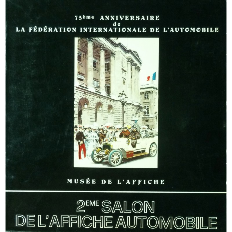 2ème Salon de l'Affiche automobile