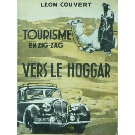 Tourisme en zig-zag vers le Hoggar