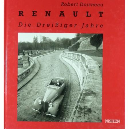 Renault Die Dreisiger Jahre