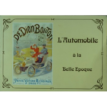 L'automobile à la belle époque