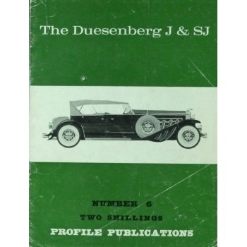 The Duesenberg J & SJ (Profile N°6)
