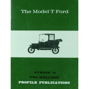 The Model T Ford(Profile N°13)
