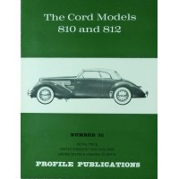 The Cords Models 810 and 812(Profile N°35)