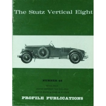 The Stutz Vertical Eght (Profile N°46)