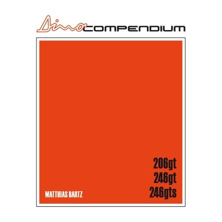 Dino Compendium (Ferrari) - Edition anglaise