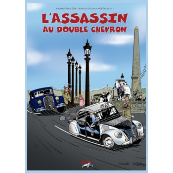 L'assassin au double chevron