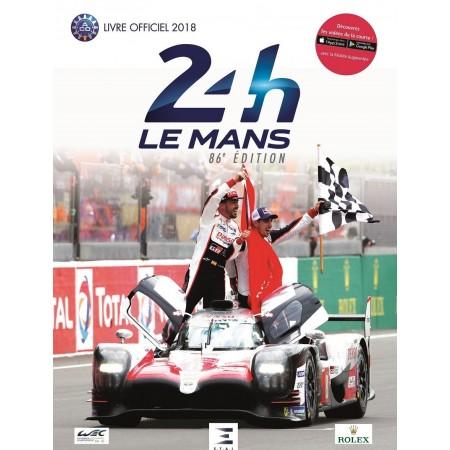 24 Heures du Mans 2018, Le livre officiel