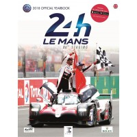 24 Hours Le Mans 2018, English edition