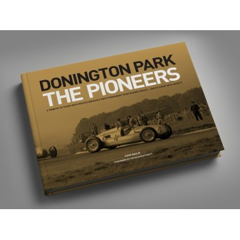 Donington Park : The Pioneers - Standard edition