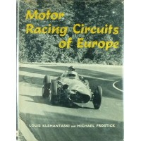Motor Racing Circuits of Europe