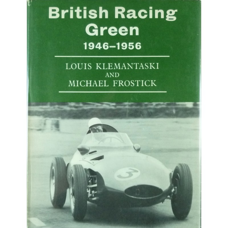 British racing Green 1946-1956