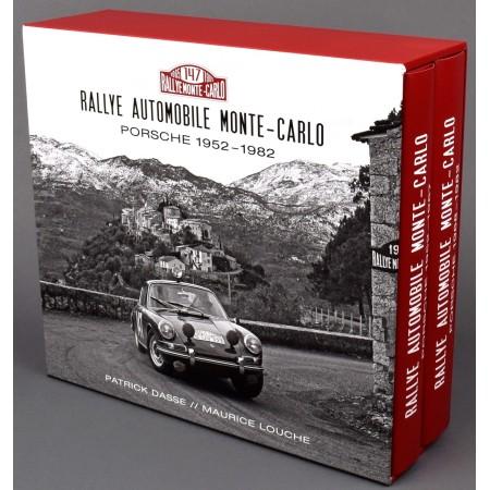 Rallye Automobile Monte Carlo - Porsche 1952-1982