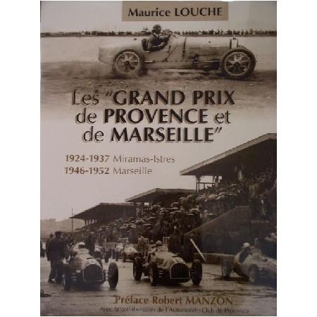 Les grands prix de Provence et de Marseille