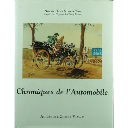 Chroniques de l'automobile