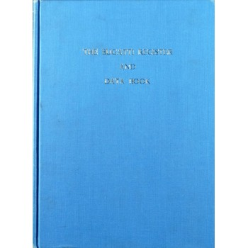 The Bugatti Register and data Book