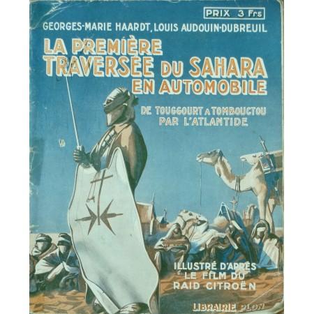 La première traversée du Sahara en automobile (Citroen)