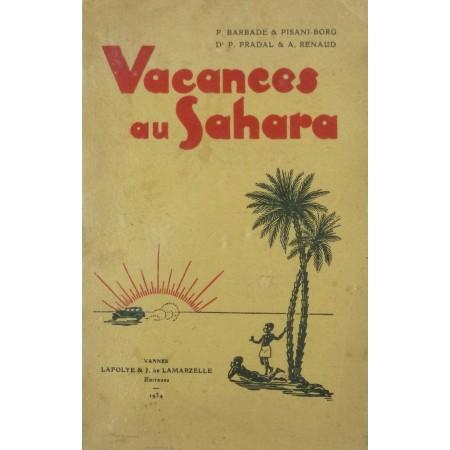 Vacances au Sahara