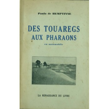 Des Touaregs aux Pharaons en automobile