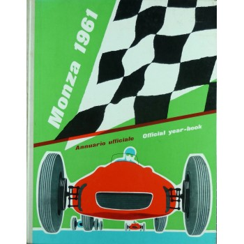 Monza 1961 Official year book