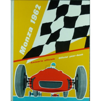 Monza 1962 Official year book