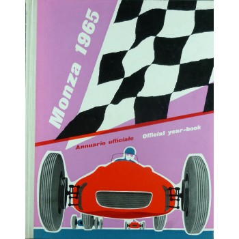 Monza 1965 Official year book