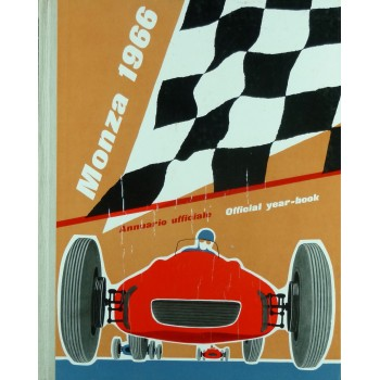 Monza 1966 Official year book