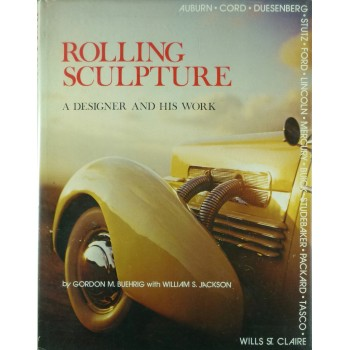 Rolling sculpture A designer and his work