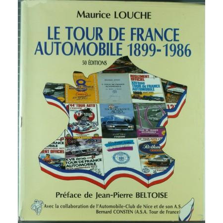 Le Tour de France Automobile 1899-1986